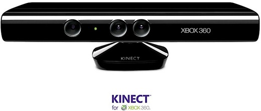 Kinect for Xbox360 (Code named- Project Natal)