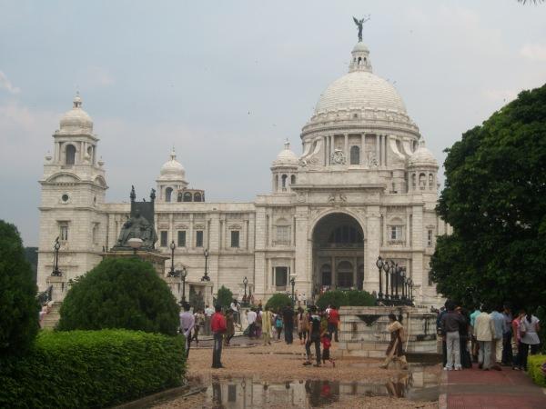 Victoria Memorial itself