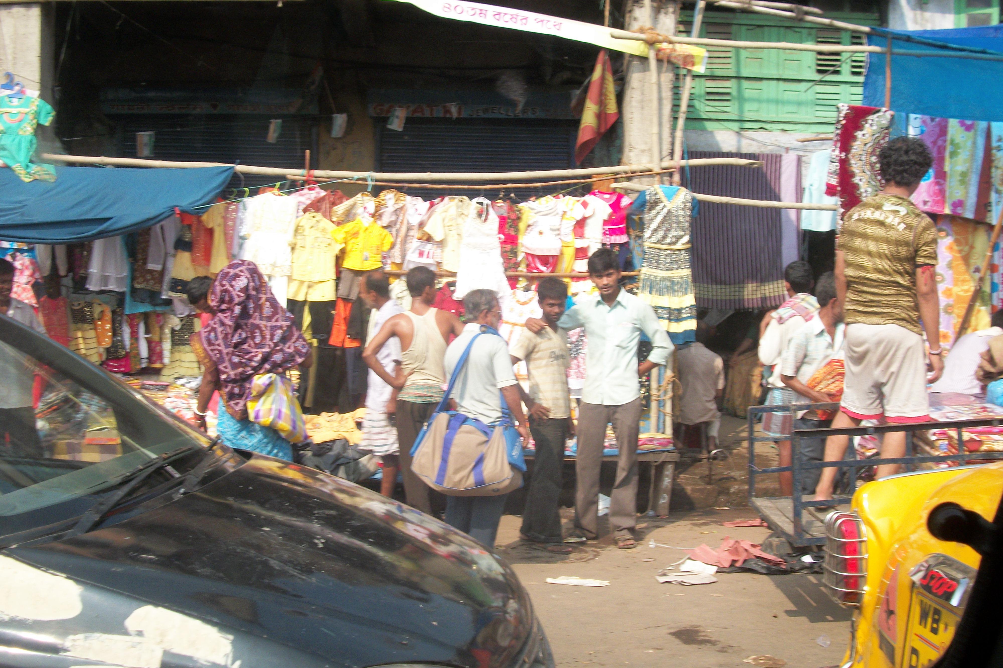 Kolkata Market