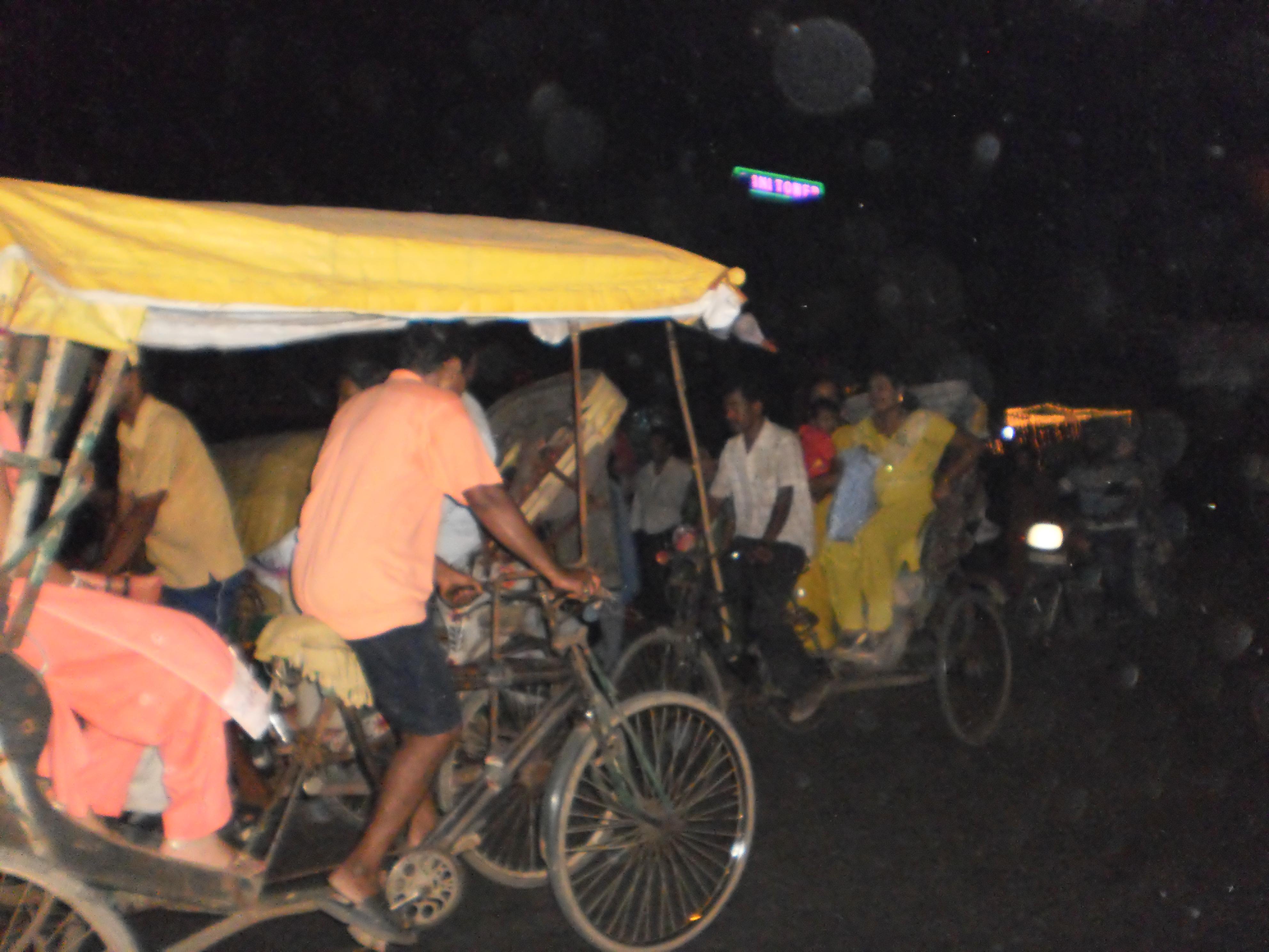 Rickshaw-Kolkata