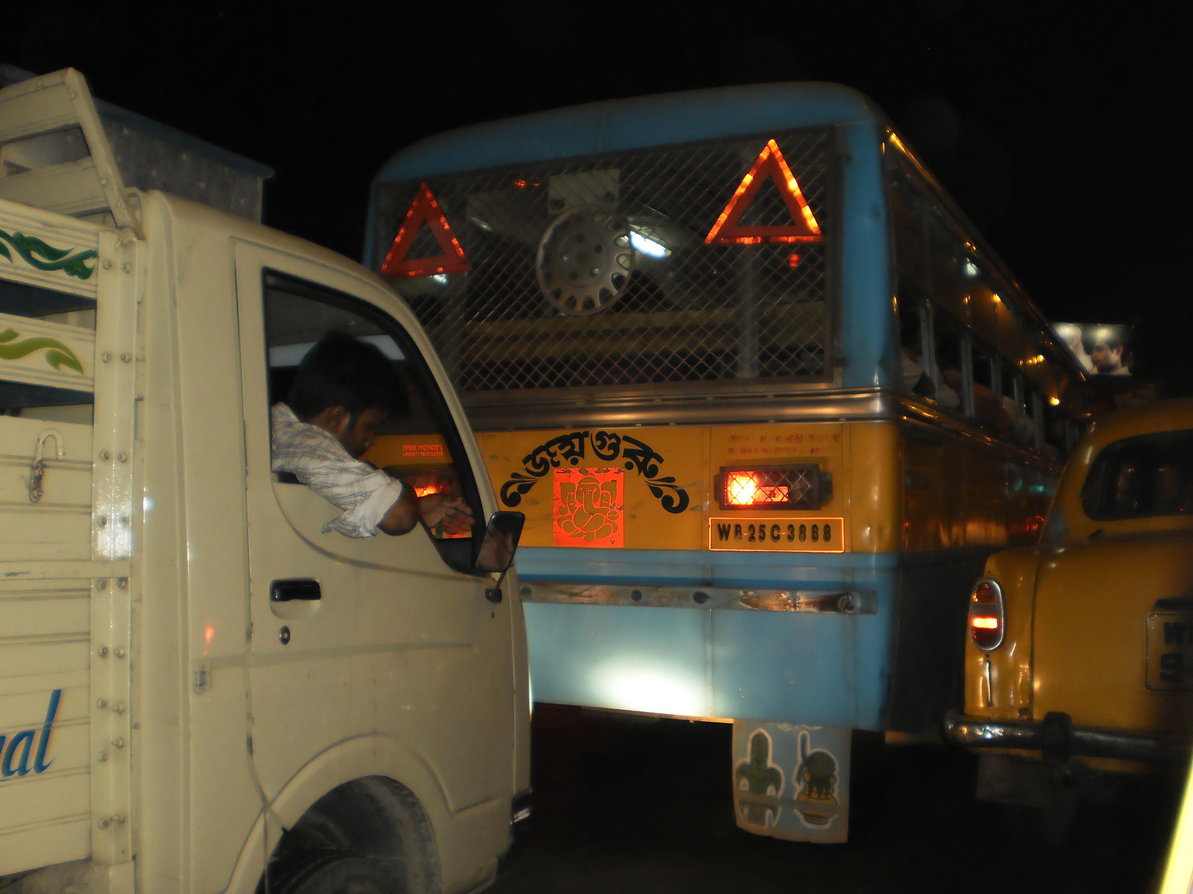 Neck to Neck-Kolkata