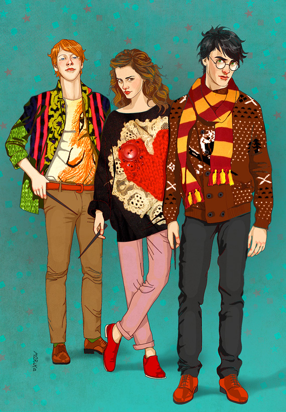 Hipster Potter and the Philosophers, Stoned